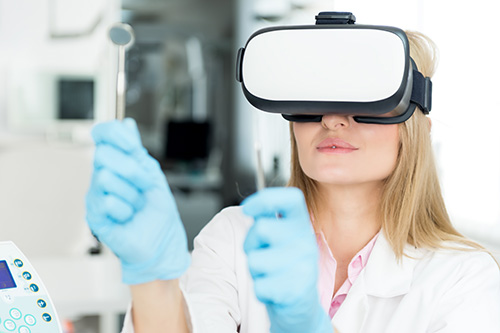 Virtual Reality Healthcare Education